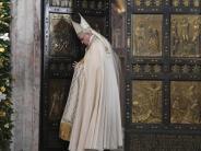 Kein Deutschlandbesuch in 2017: Papst Franziskus sieht sich als «fehlbaren Sünder»