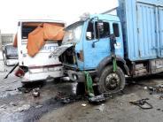 Opfer sind schiitische Pilger: Viele Tote bei Doppelanschlag in Damaskus