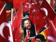 Türkei: Erdogan will Referendum über EU-Beitritt