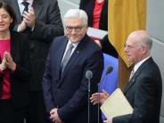 Antrittsrede als Präsident: Steinmeier fordert von Ankara: «Geben Sie Deniz Yücel frei!»