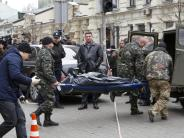Ukraine:Kreml steckt dahinter: Abtrünniger russischer Duma-Abgeordneter in Kiew ermordet