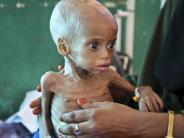 Millionen vom Tod bedroht: Hungerkatastrophe in Afrika und im Jemen - Aber kaum Spenden