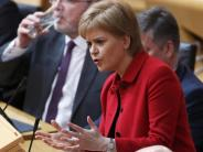 69 zu 59 Stimmen: Schottisches Parlament stimmt für Unabhängigkeitsreferendum