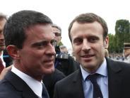 Um Le Pen zu verhindern: Französischer Ex-Premier Valls will für Macron stimmen