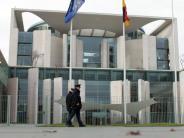 Sechs Monate bis zur Wahl: Koalitionsrunde bei Merkel: Viele Themen - Wenig Konsens
