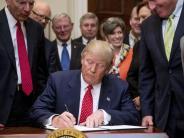 Neue Kohle-Bestimmungen: Umweltschützer klagen gegen Trumps Umweltpolitik
