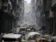 Nach sechs Jahren Bürgerkrieg: UN: Zahl der Syrien-Flüchtlinge übersteigt 5-Millionen-Marke