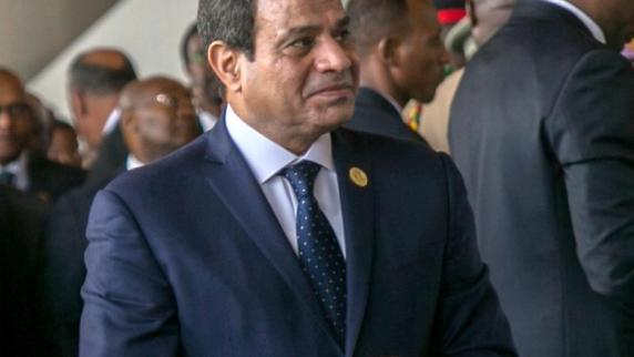 Ägyptens Präsident Sisi auf dem Weg zu Trump