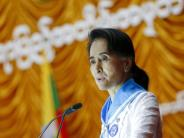 Minderheit der Rohingya: Myanmar: Suu Kyi weist Vorwurf «ethnischer Säuberung» zurück