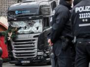 Anschlag in Berlin: Haben Polizisten Fehler im Fall Amri vertuscht?