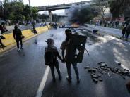 Sorgen vor einem Bürgerkrieg: 30 Tote in Venezuela: Opposition sieht «perfekten Sturm»