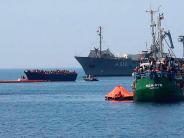Europa: Vorwürfe gegen Flüchtlingshelfer