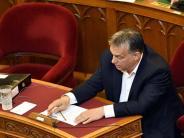 EU startet Verfahren: Orban glaubt an Einigung mit EU im Streit um Hochschulgesetz