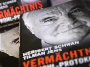 Rechtsstreit um Zitate: Gericht spricht Helmut Kohl Millionen-Entschädigung zu