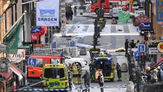 Angeklagter in Terrorprozess von Stockholm gesteht