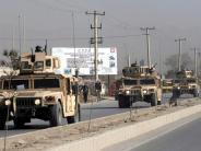 Afghanistan: Mehrere Tote bei Selbstmord-Attentäter auf Nato-Konvoi