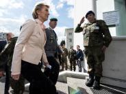 Fall Franco A.: Skandal bringt Ursula von der Leyen und Bundeswehr in Bedrängnis