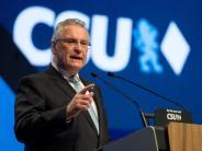 Mit 98,4 Prozent: CSU macht Innenminister Herrmann zum Spitzenkandidaten