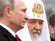 Moskau schützt Orthodoxie: Umfrage:Religion in Russland im Aufwind