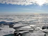 Schmelzendes Eis: Grüne fordern mehr Einsatz für den Arktis-Schutz
