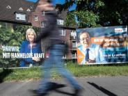 «Kleine Bundestagwahl»: Wende vor der NRW-Wahl? CDU in zwei Umfragen vorn