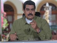 Venezuela: Maduro will Polizeigewalt bei Protesten bestrafen