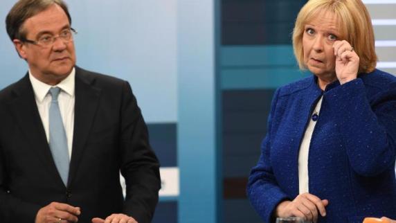 Wahl in Nordrhein-Westfalen: Vorläufiges Endergebnis: CDU stärkste Kraft