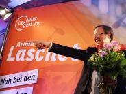 Kommt Schwarz-Gelb?: Rot-Grün in NRW abgewählt - Kraft tritt zurück