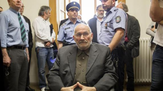 Ungarn nimmt Holocaustleugner Horst Mahler in Abschiebehaft