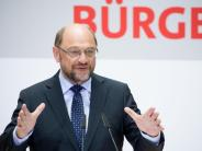 Rentenkonzept erst in 14 Tagen: Schulz lobt SPD-Geschlossenheit beim Wahlprogramm