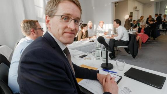Grüne in Schleswig-Holstein für Verhandlungen mit CDU und FDP