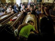 Luftangriffe in Libyen: IS reklamiert Angriff auf Christen für sich