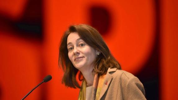 Katarina Barley wird neue Familienministerin