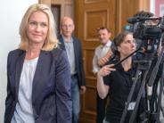 Leitartikel: Manuela Schwesig: Die mächtigste Frau der SPD sitzt jetzt in Schwerin