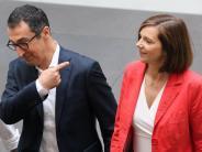 Zehn-Punkte-Plan: Grüne stellen Bedingungen für Koalitionsvertrag