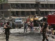 Afghanistan: Kabul wird zum Schlachtfeld