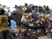 Lastwagen defekt: Rotes Kreuz: 44 Migranten in der Sahara verdurstet