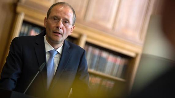 Innenminister beraten auf Konferenz in Dresden abschließend über Terrorabwehr