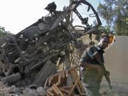 Terrormiliz Al-Shabaab: Viele Tote bei Anschlag auf zwei Restaurants in Mogadischu