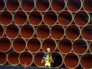 Auch deutsche Firmen betroffen: Merkel kritisiert US-Sanktionspläne für Russland scharf