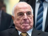 Landkreis Augsburg: Wie sich Politiker aus dem Augsburger Land an Helmut Kohl erinnern
