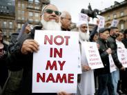 Friedensmarsch in Köln: Muslime setzen Zeichen gegen Terror