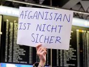 Medienberichte: Regierung plant weitere Abschiebung nach Afghanistan