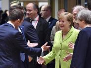 Auch Misstöne: EU einig bei Verteidigung und Russlandsanktionen