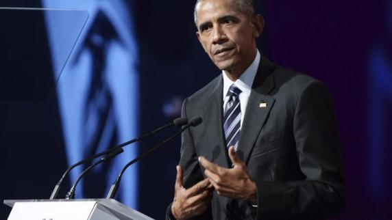 Twitter: Obama bricht mit Reaktion auf Charlottesville alle Twitter-Rekorde