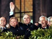 Umfrage «Politbarometer»: Große Mehrheit sieht Wirken vonHelmut Kohl positiv