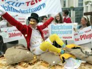 SPD will Aufholjagd starten: Vermögensteuer bleibt Reizthema beimSPD-Parteitag