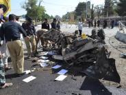 Kurz vor Ende des Ramadan: Mindestens 42 Tote bei vier Anschlägen in Pakistan