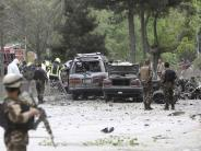 Afghanistan: Explosion in Kabul: Mindestens 24 Tote