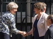 Großbritannien nach der Wahl: Minderheitsregierung mit nordirischer DUP steht